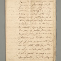Marriage Contract (France), 1753
