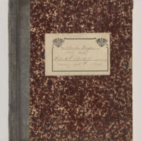 Mildred Deyo Diary, 1913 February-May