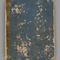 Alexandre Guichard Chansonnier (Songbook), circa 1794-1795