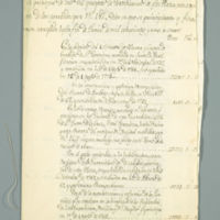 Account for fortification work in San Juan, Puerto Rico, 1801