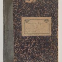 Mildred Deyo Diary, 1914 June-September