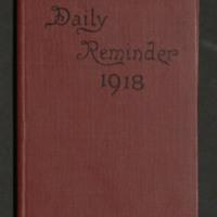 Pearl Johntz Diary