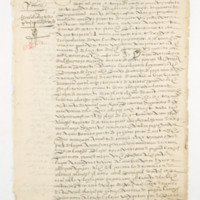 Document of Enslaved Persons in Peru