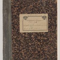 Mildred Deyo Diary, 1912 September- 1913 February