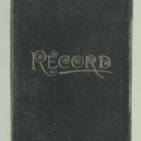 Myrtle M. Weaver Alwine Diary