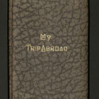 Edith Gibbons Diary