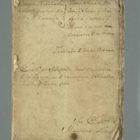 Legal document (Spain), 1772-1774