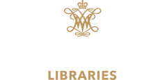 W&M Libraries logo